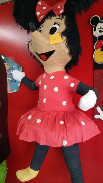 Disney Minnie Pinata