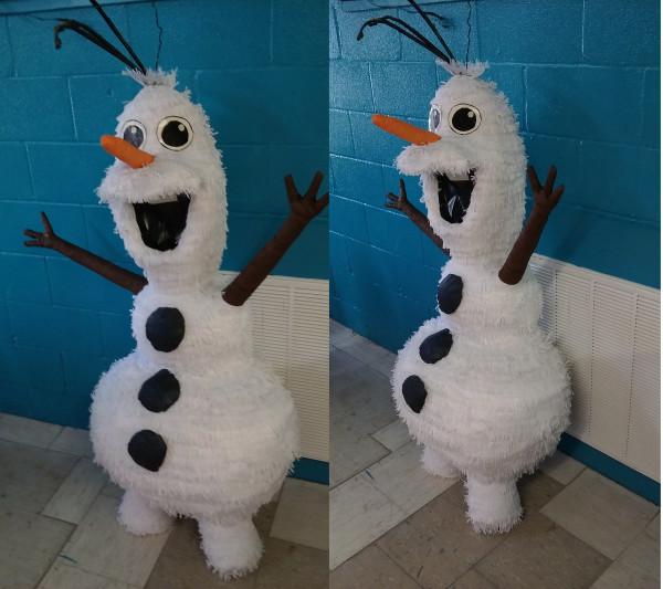 Disney Pixar Frozen Olaf Pinata