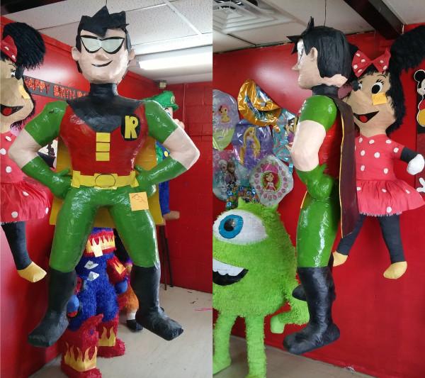 Robin Batman Pinata