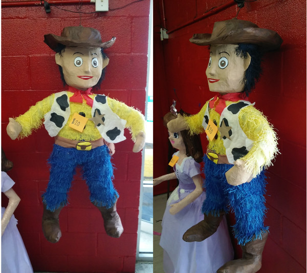 Disney Pixar Woody Toy Story Pinata