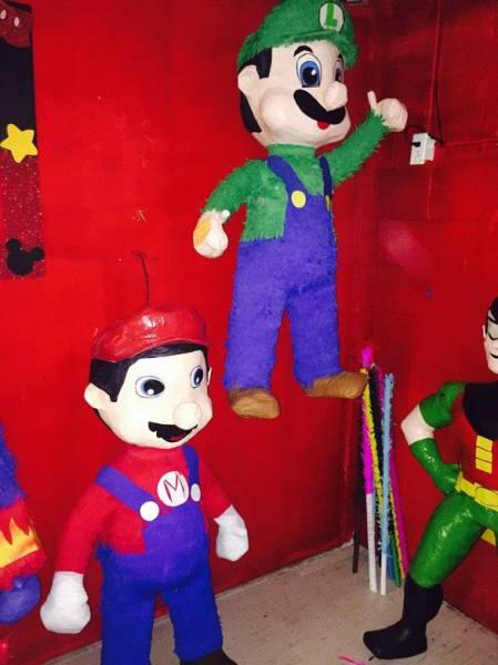 Nintendo Mario Pinata