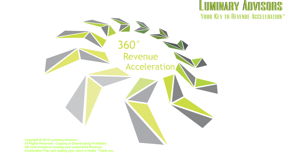 Mid-size Business Revenue Acceleration by Ginger Goodspeed Pearson of Luminary Advisors