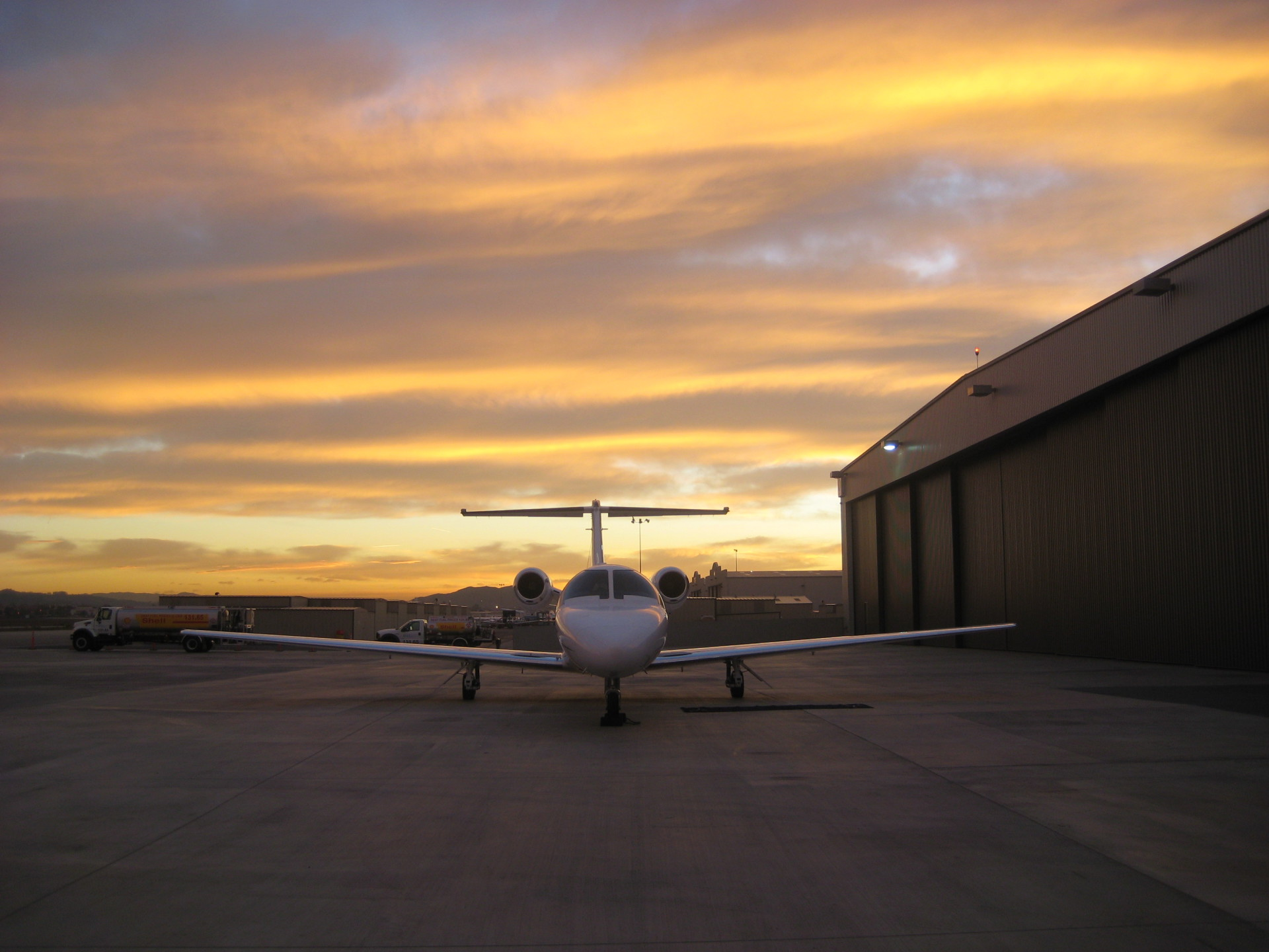 Private Jet Aviation Infrastructure Development by Ginger Goodspeed Pearson of Luminary Advisors