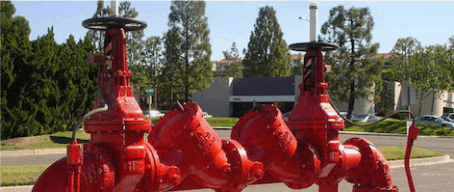 Alliance Fire Protection Backflow Testing Services, Backflow and Riser Repair, Insepctions