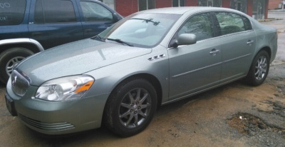 2006 BUICK LACERNE