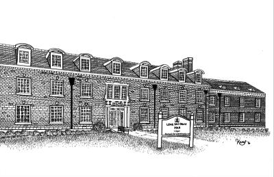 Vail Lena Davis Hall