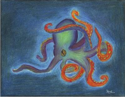 Underwater Octopus
