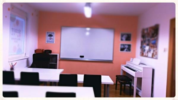 Učionica za solfeggio