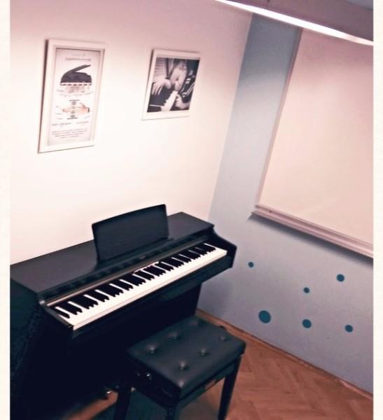 Mala učionica klavira