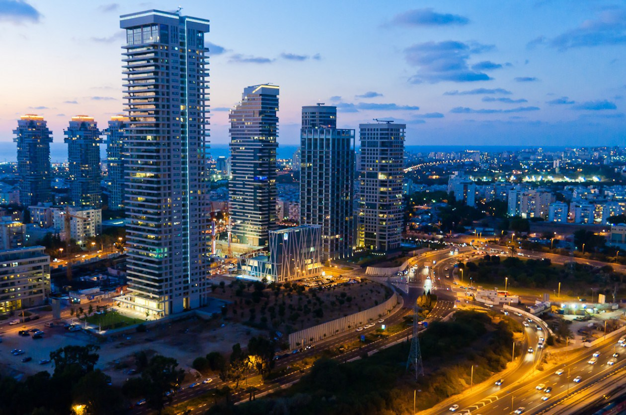 Israel Asia Investment Technology