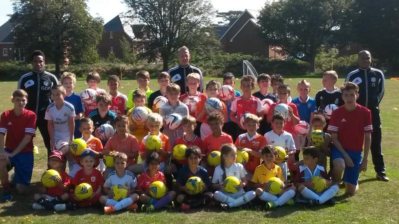 ABC Soccer School - Family