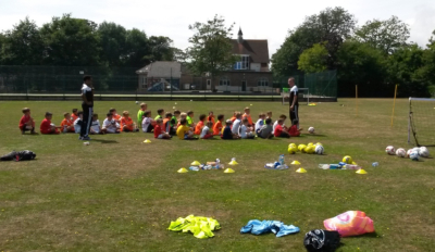 ABC Soccer School - Session