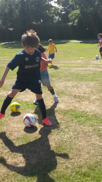 ABC Soccer School - Agility