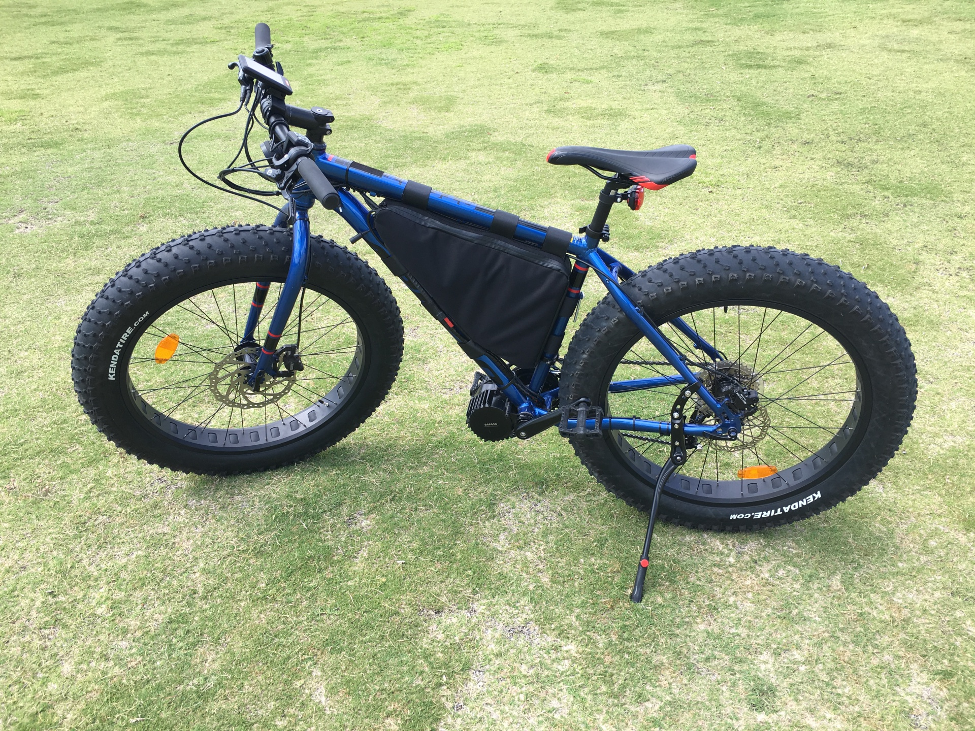 Apollo stout 10 electric bike