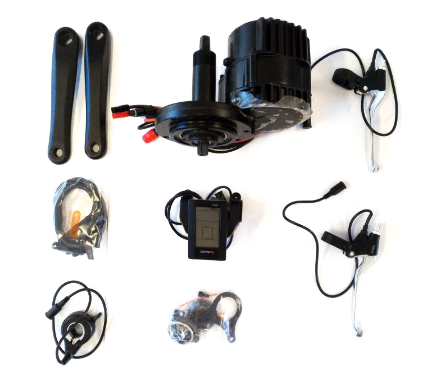 Electric Bikes - Bafang Kits - 0417400040