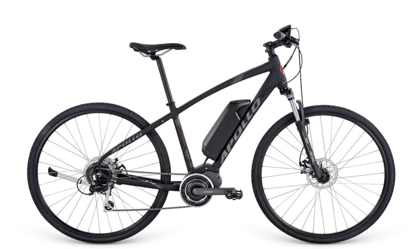 Electric Bikes - Apollo ebike mountan bike - 0417400040