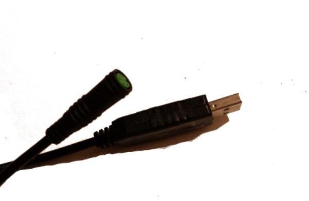 Bafang programing cable