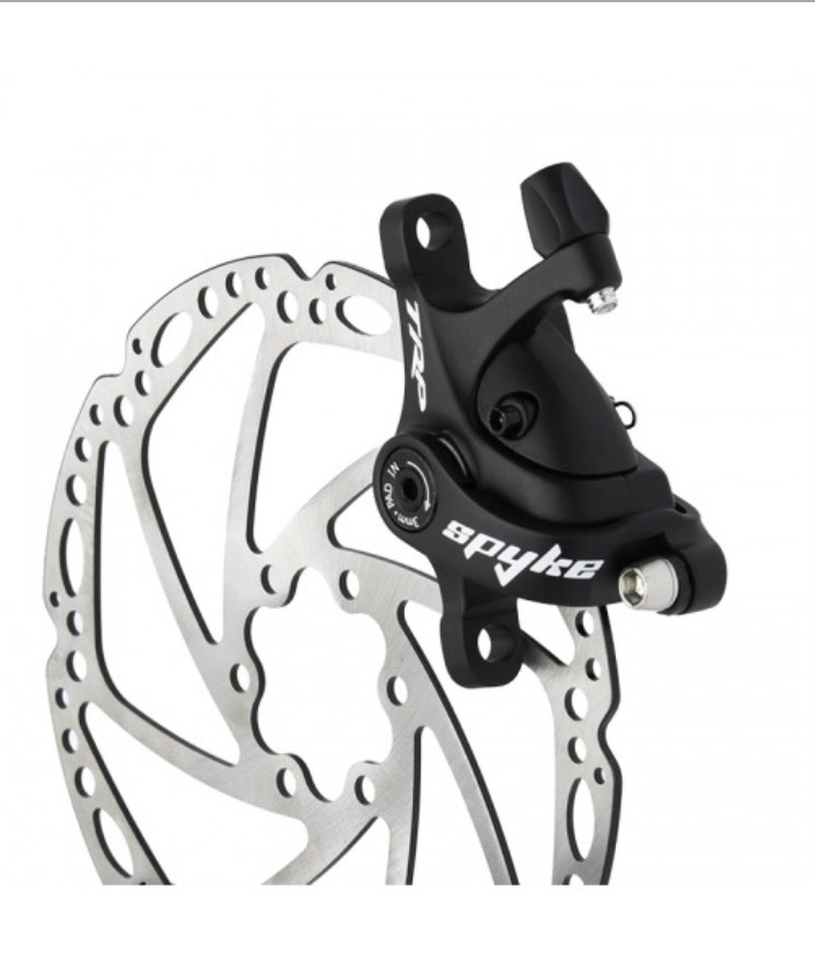 Trp spyke high performance mechanical brakes