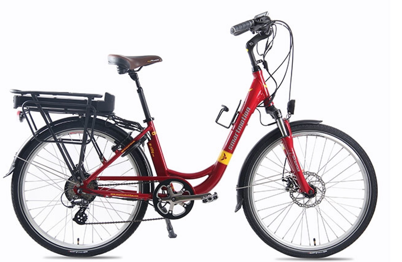 Electric Bikes - Smartmotion eCity bike - 0417400040