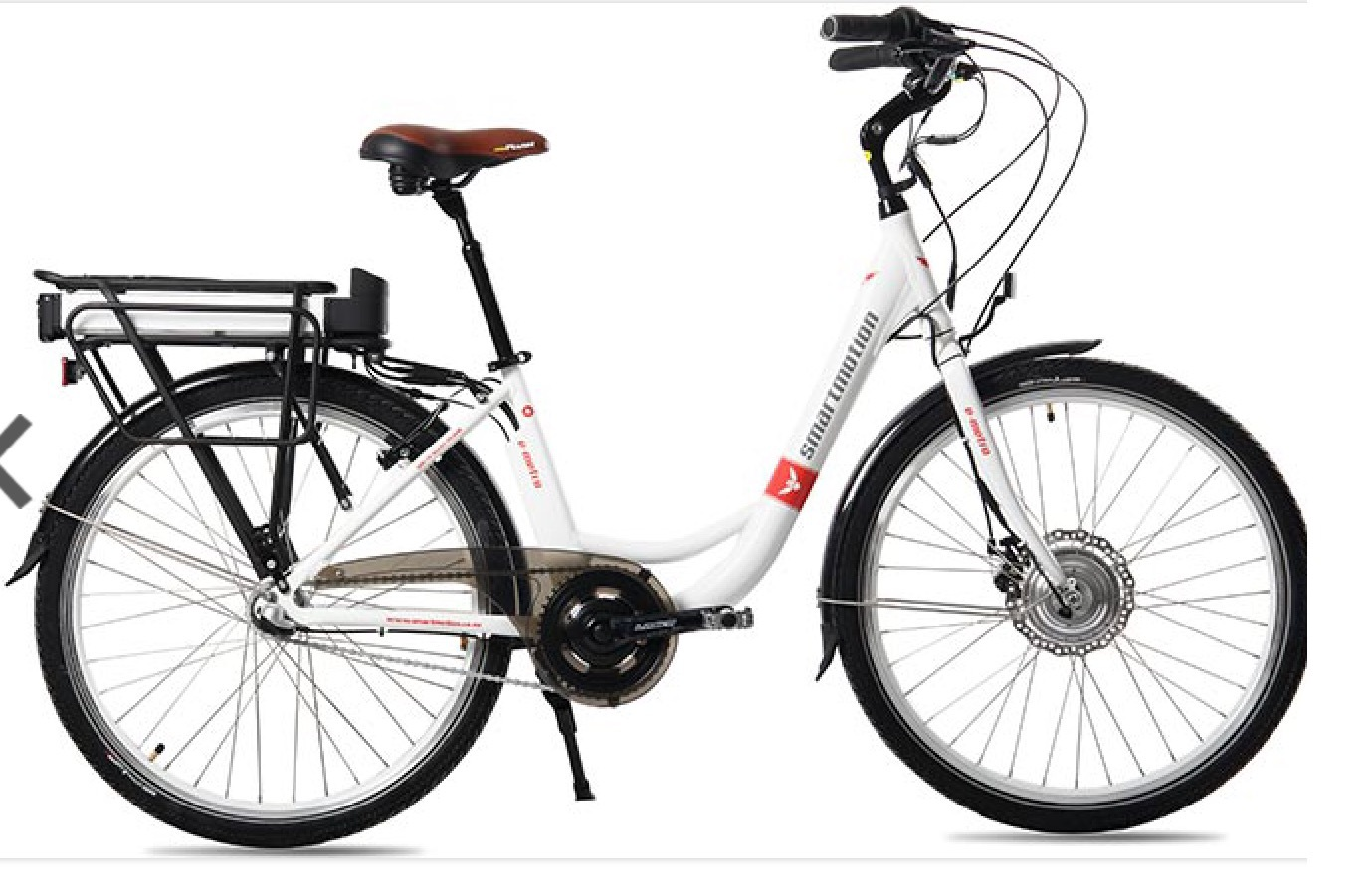 Electric Bikes - Smartmotion eSsence bike - 0417400040