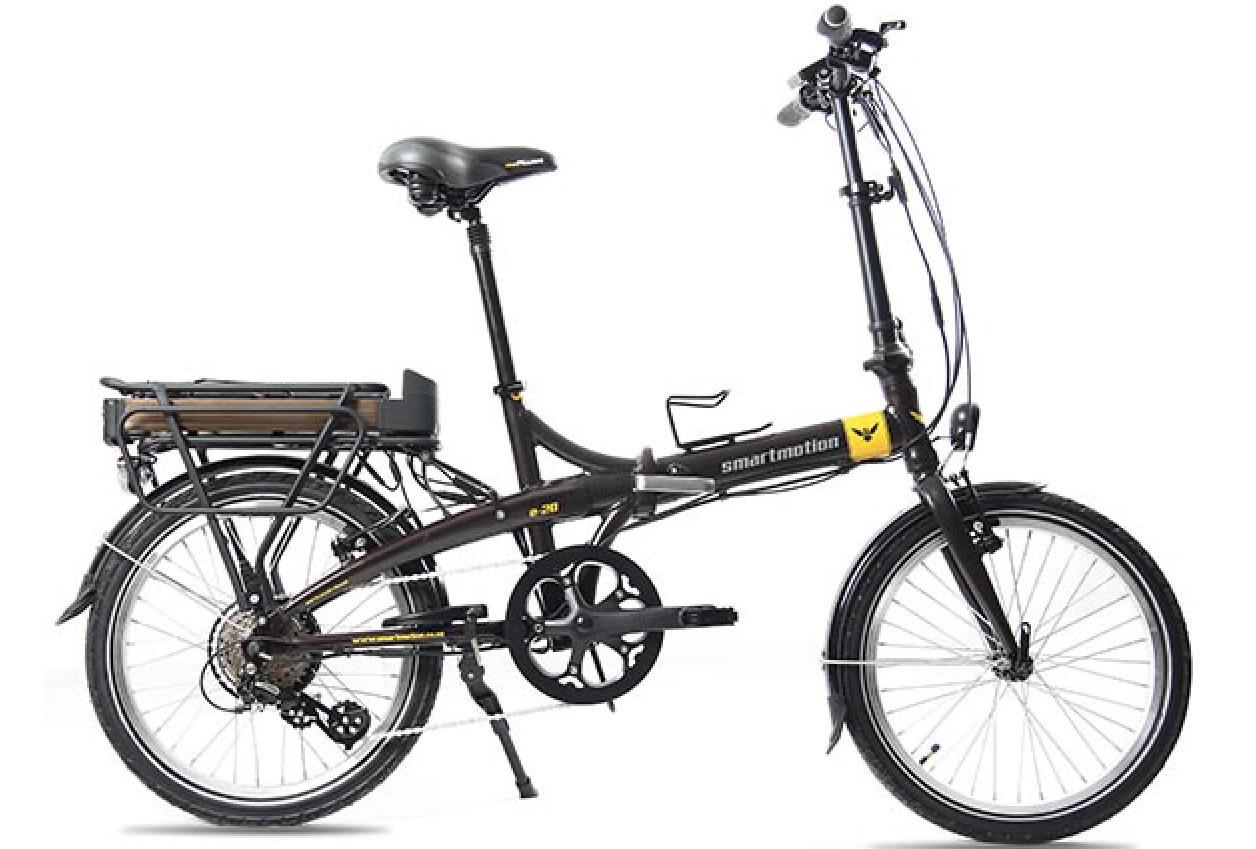 Electric Bikes - Smartmotion e20 - 0417400040