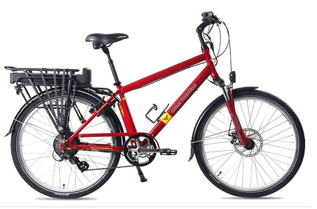 Electric Bikes - Smartmotion eUrban - 0417400040