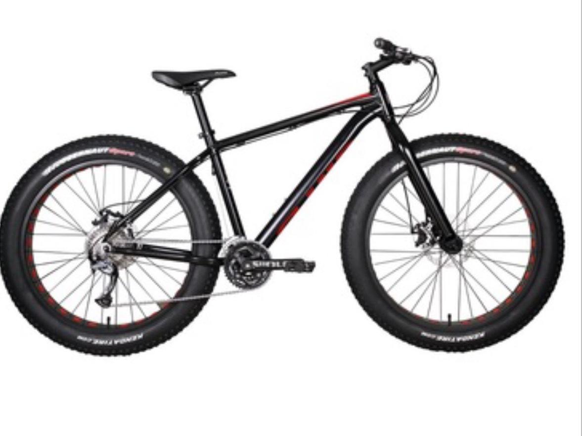 Electric bikes - Mudslinger fat bike - 0417400040