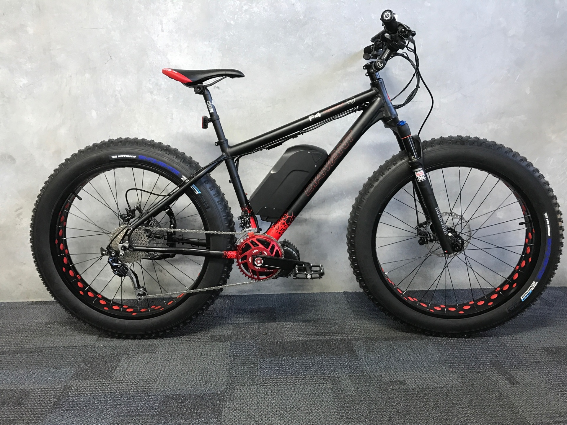 Electric Bikes - Diamant F4 - 0417400040