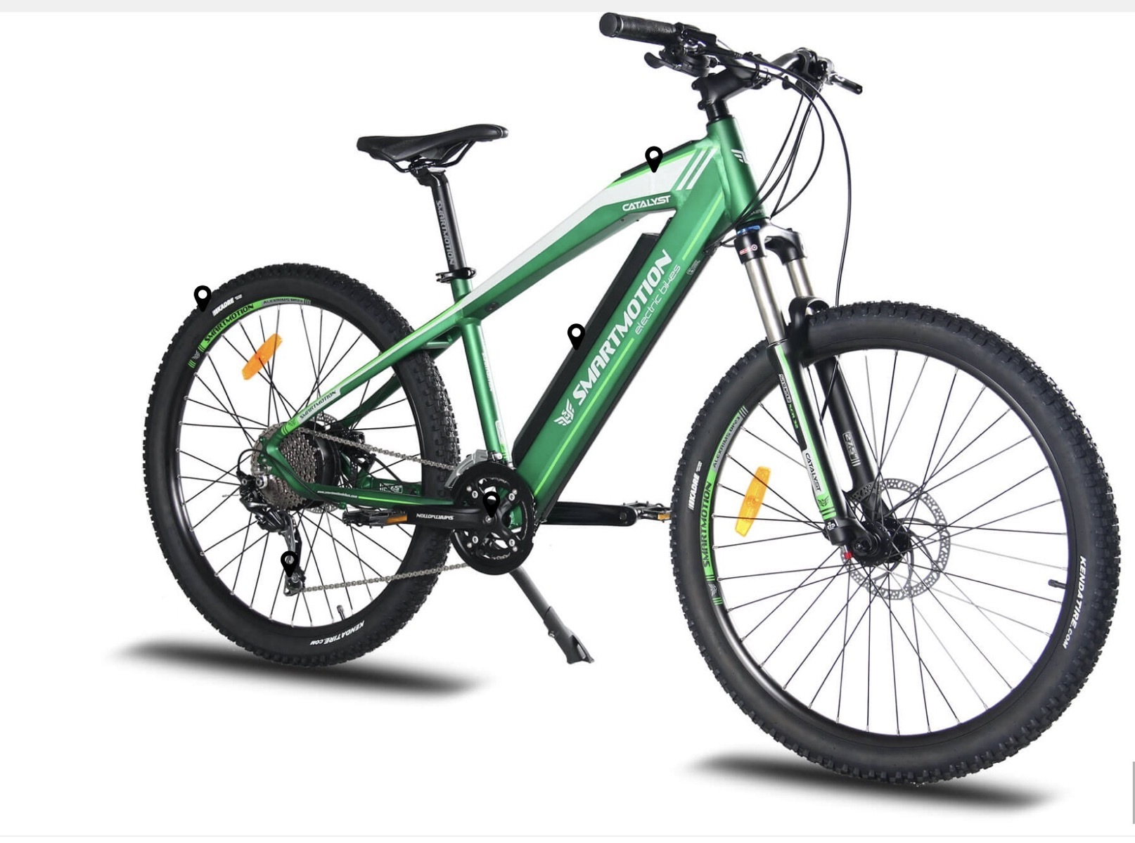 Electric Bikes - Catalyst - 0417400040