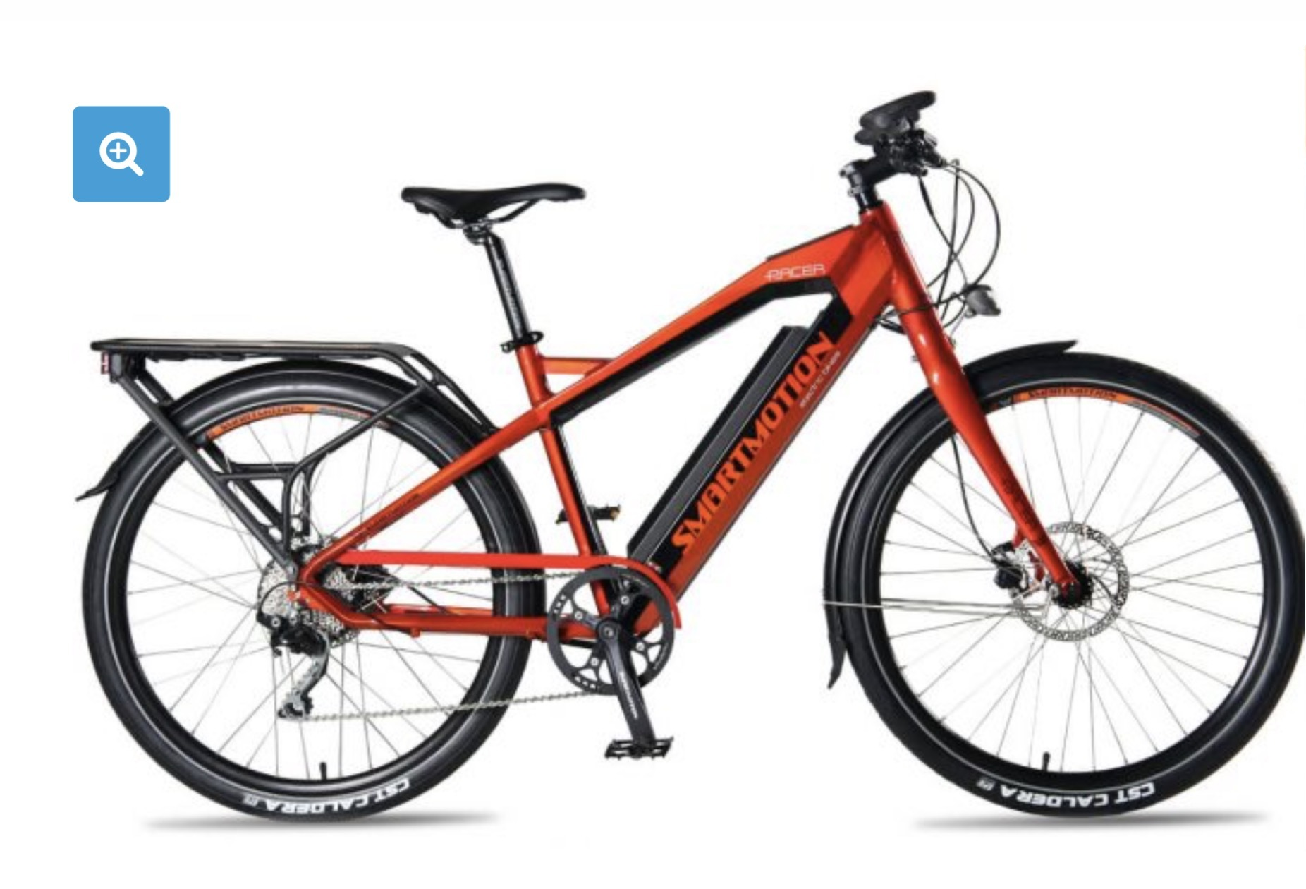 Electric Bikes - Smartmotion Pacer - 0417400040