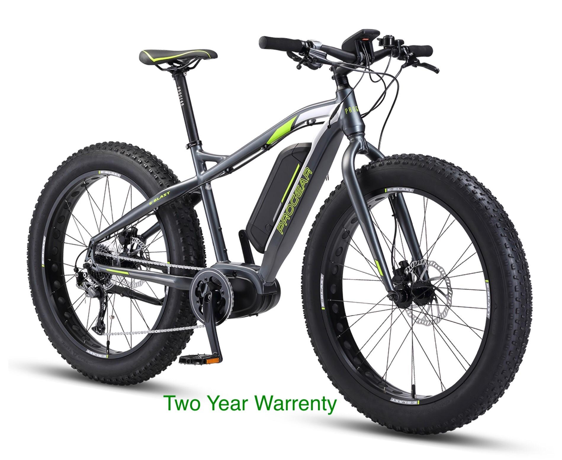 Electric Bikes - Progear Eblast - 0417400040