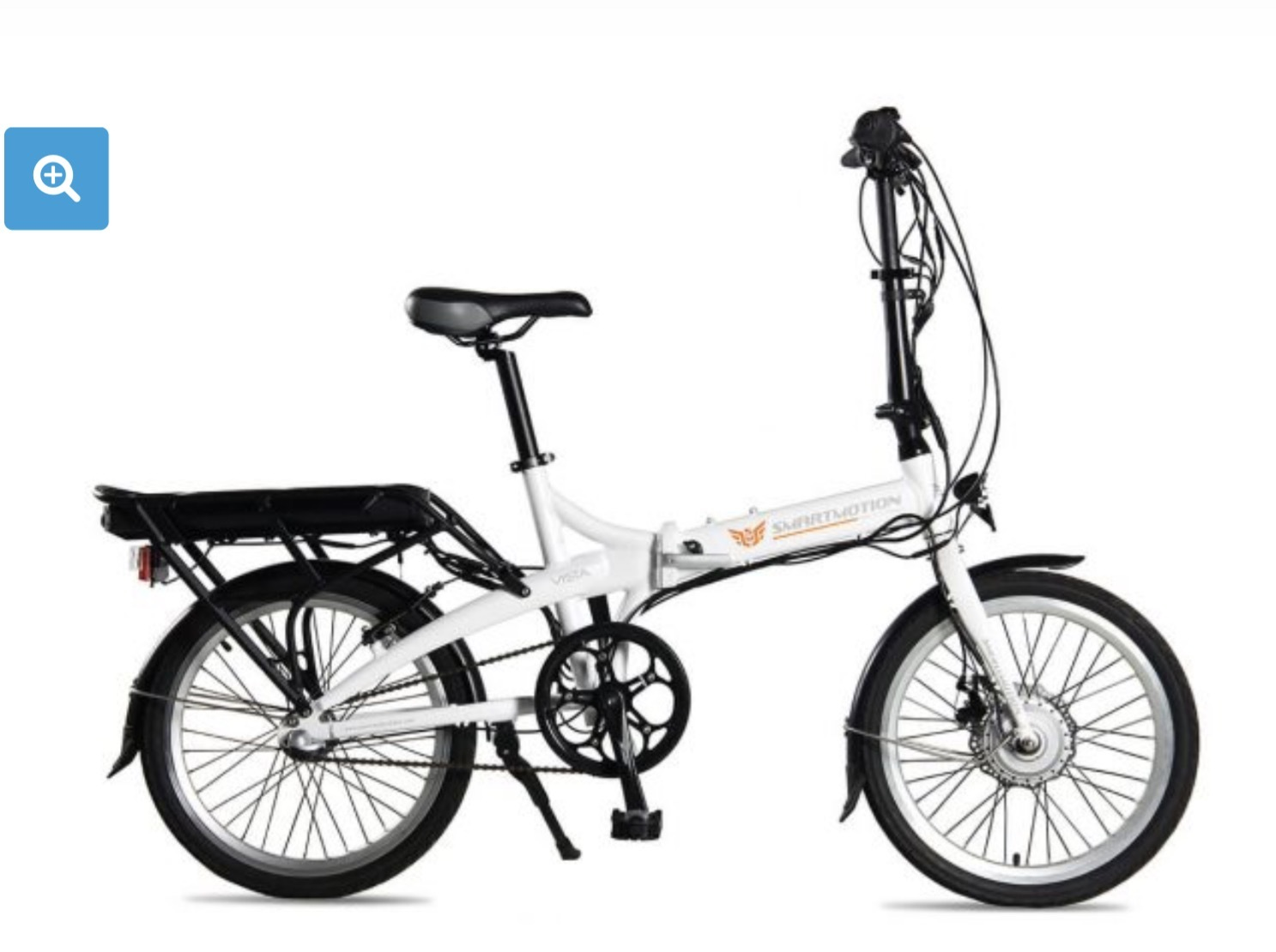 Electric Bikes - Smartmotion Vista - 0417400040