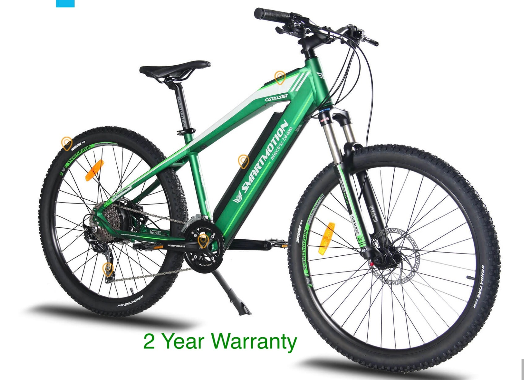 Electric Bikes - Smartmotion catalyst 500w - 0417400040