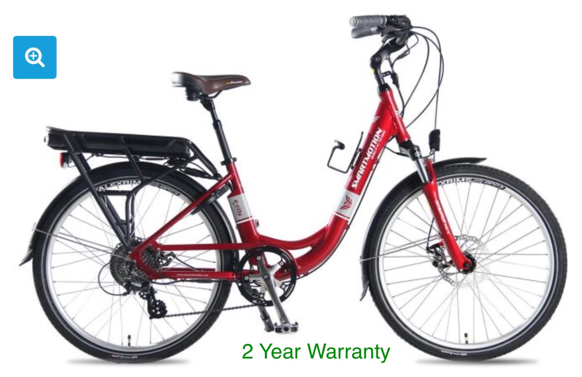 Electric Bikes - Smartmotion E-City - 0417400040