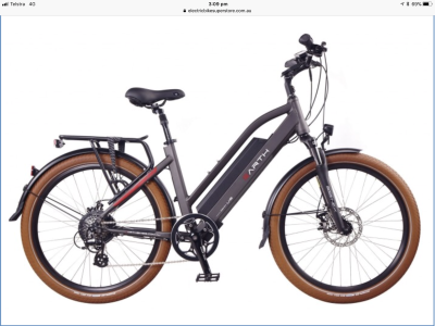 Electric Bikes - Apollo Aspire 30Electric Bikes - 0417400040