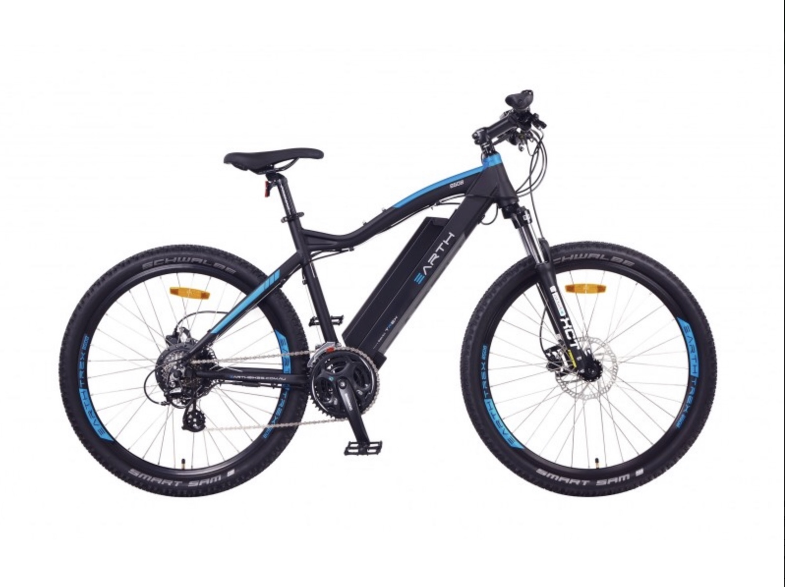 Electric Bikes - Nitro Chubby - 0417400040