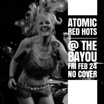 The Atomic Red Hots