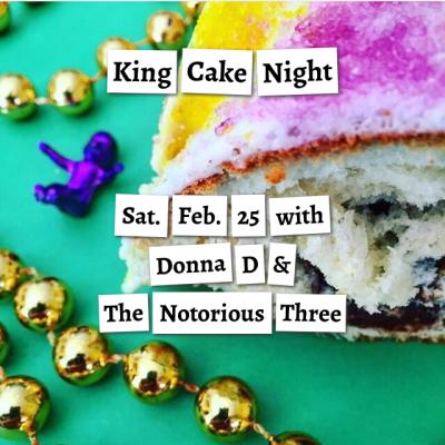 KING CAKE NIGHT
