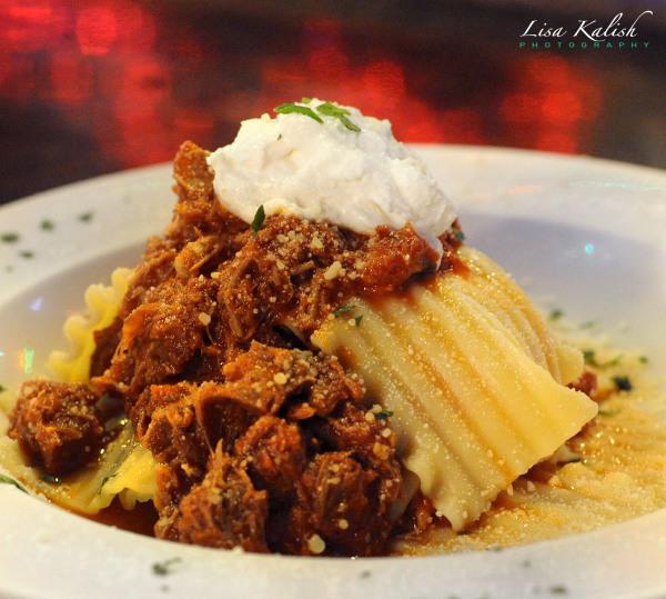 Rustic Creole Lasagna