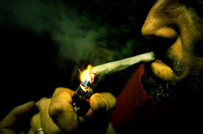 Recreational marijuana consumption in Nevada.