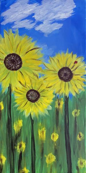 Fundraiser for Jack Evans Community Center: Sunflower Fields