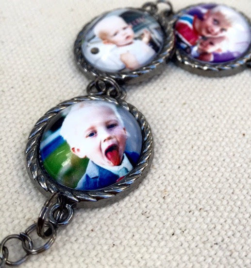 Custom Photo Picture Bracelet