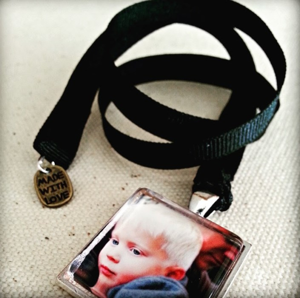 Keepsake Picture Bookmark