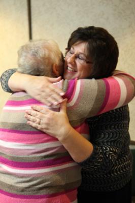 I love hugs!