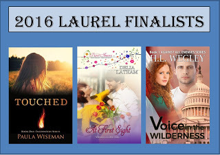 COTT'S Laurel finalists