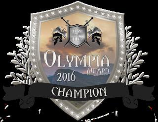 COTT: Olympia Winner 2016