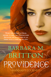 Blog Tour: Barbara M. Britton with Providence: Hannah's Journey