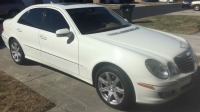 Mercedes With 35% Window Tint