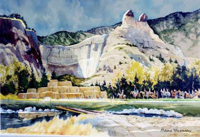 Echo Canyon--New Mexico 15
