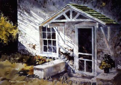 Porch Shadows 28